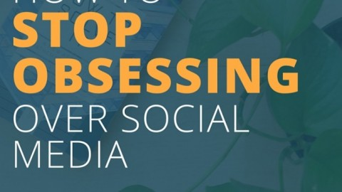 How to stop obsessing over social media