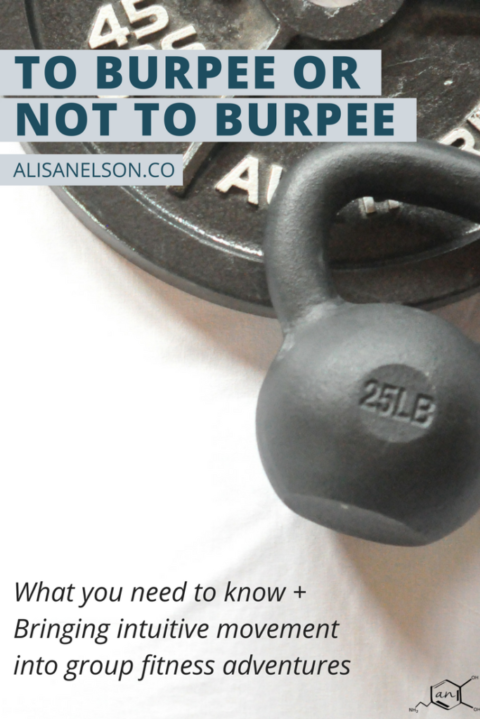 To burpee or not to burpee – what you need to know
