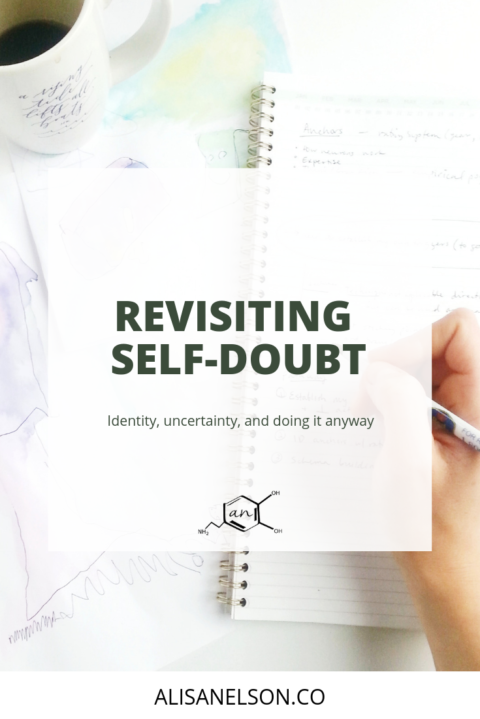 Revisiting self-doubt